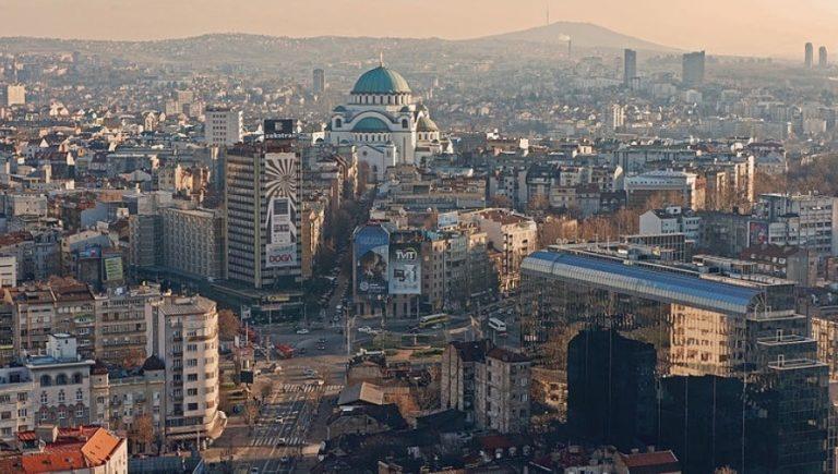 塞爾維亞的人口資訊