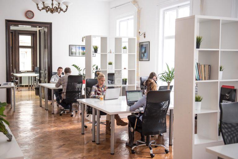 塞爾維亞共享辦公室