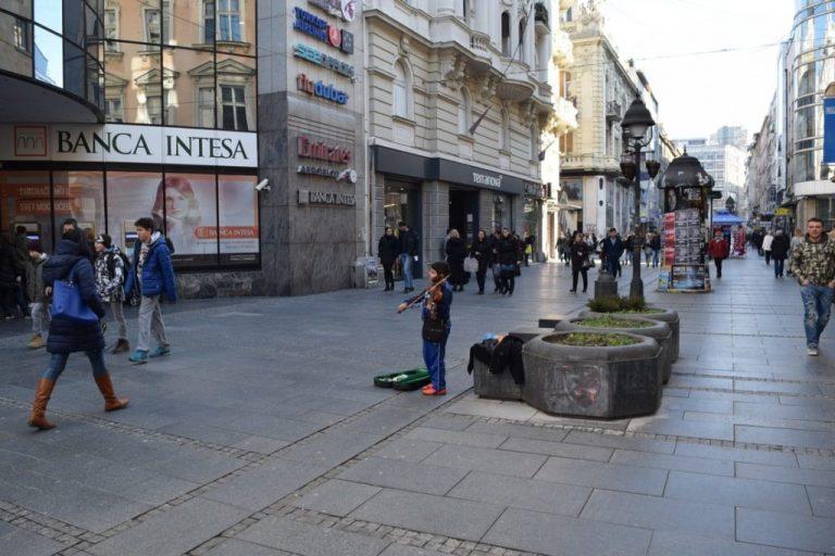 外國公民在塞爾維亞共和國的居住