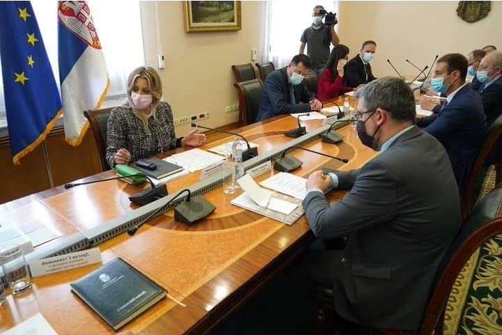 進行加入談判的協調會議