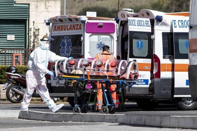 """塞爾維亞外遊警示""""義大利"""" 沒有國家做出這樣的決定:採取了世界上最嚴格的新冠肺炎措施"""