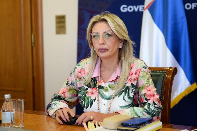 J. Joksimović:烏爾蘇拉·馮·德萊恩的訪問——塞爾維亞與歐盟建立夥伴關係的強烈動力